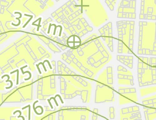 Cours QGIS «à la carte» – Formation le 24 janvier 2017 au pôle de recherche «NCCR On the move» à l'Université de Neuchâtel