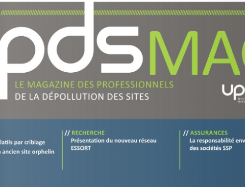 UPDS Mag 2 of June 2017 – eOde – Geovariances – Record paper about the reliability of the predicted amounts of soils requiring remediation