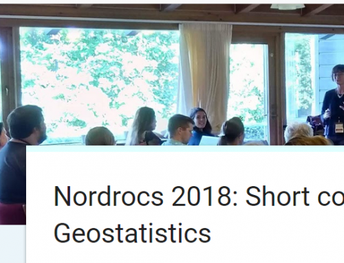 Short course in Copenhague, 3 September 2018 in the context of the NORDROCS conference on  contaminated sites
